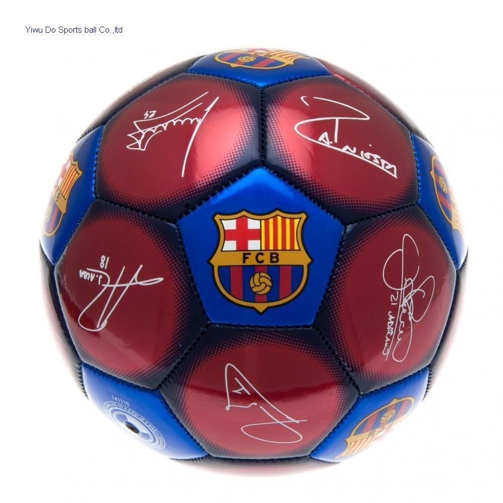 Barcelona Signature Football Size 5
