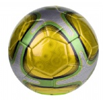 New design low price soccer ball leather size 5