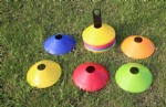marker training disc cones & soccer training cone