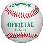 DOL-1 official league Baseballs