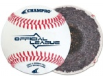 NEW CHAMPRO 9 INCH BASEBALLS LEATHER COVER棒球