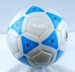 Blue White Soccer Ball Futbol Football Fifa World Cup Size 5 Official NEW