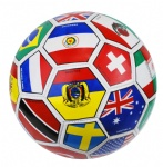 International Country Flags footbBall World Cup Size 5