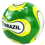 Brasil Football Soccer Ball All Weather Official Size 5
