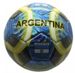 Argentina Football Soccer Ball All Weather Sporting Goods Official Size 5