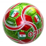 laser pvc soccer ball football ball