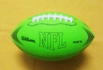 promotional items PVC American football