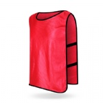 Football training mesh vests,soccer & football Lime training vest bibs,Customize football vest