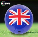 Customized Pu leather Soccer ball