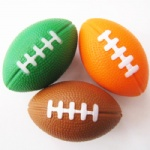 customized PU foam stress toy American football