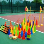 football soccer training equipment agility training speed training