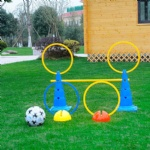 RED/Yellow/blue/orange functional Cones AGILITY TRAINING FIELD MARKING