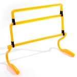Innovations Orange Adjustable Speed Training Hurdles