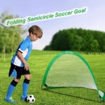 Sports 6 Footer Portable Pop-up Training Soccer Goal Set