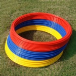 Agility Rings Field Training Equipment