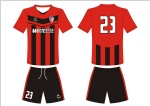top quality sublimation soccer jersey custom football jerseys design for men