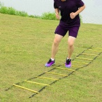 soccer training speed agility ladder