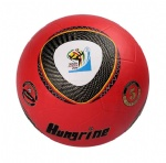 official size 5 rubber soccer ball